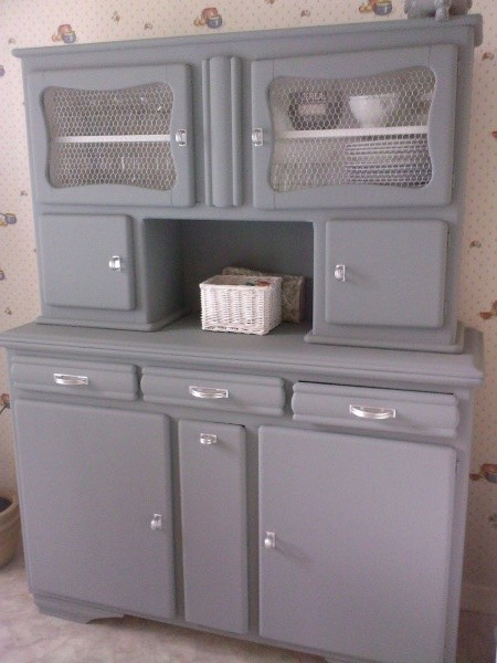 Buffet mado on pinterest buffet cuisine and cuisine vintage - Buffet de cuisine gris ...